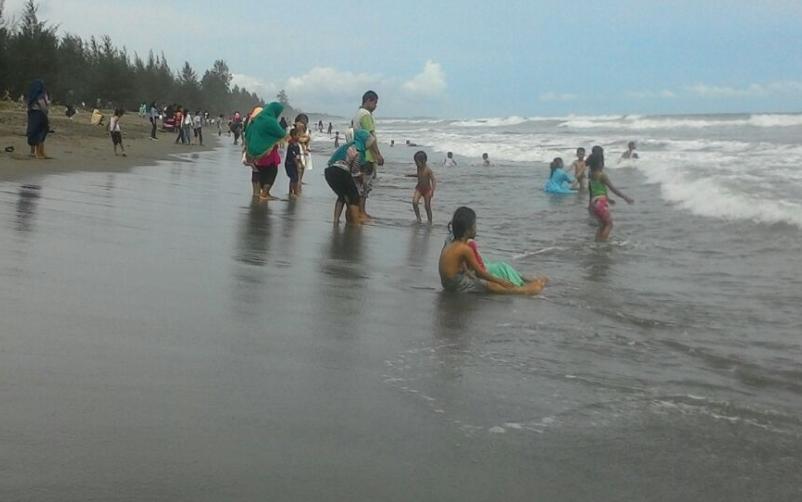 wisata pantai di nagan raya