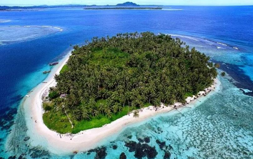 wisata pulau di singkil