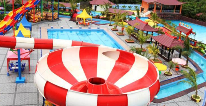 waterpark di batu bara
