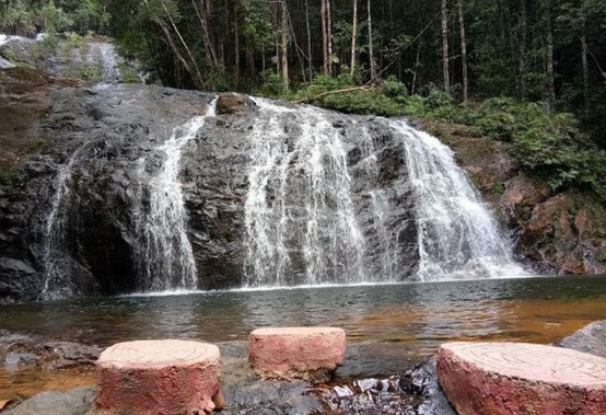 Air Terjun Resun