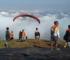 paragliding bukit gantole