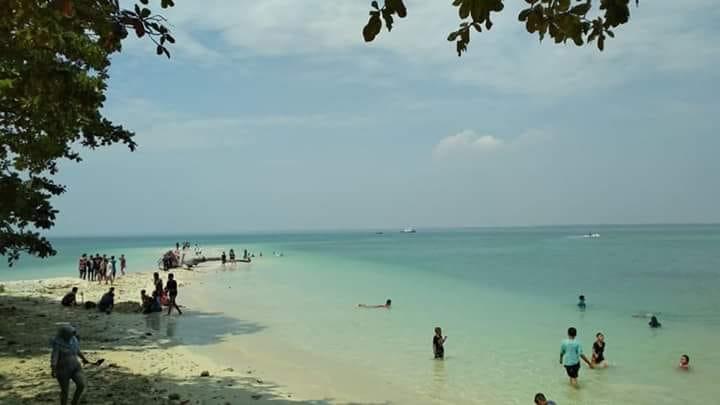 pulau liwungan banten